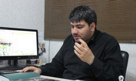 تجربیات آقای عباسی در زمینه نرم افزارهای چند رسانه ای