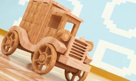 دکواکو ، اسباب بازی وطنی و سازگار با محیط زیست