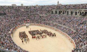 دنیای گذشته - شهر نیم - رم باستان